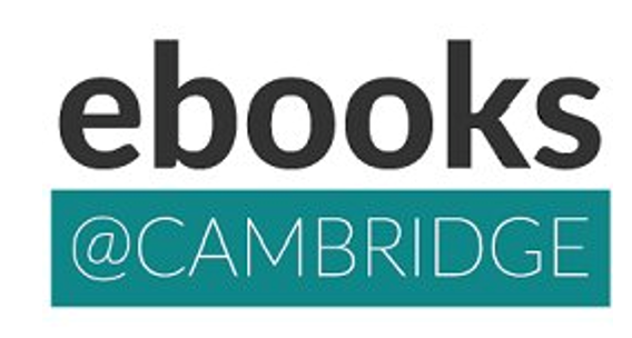 eBooks @Cambridge logo
