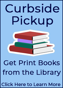 Curbside pickup: how to get print books from the library