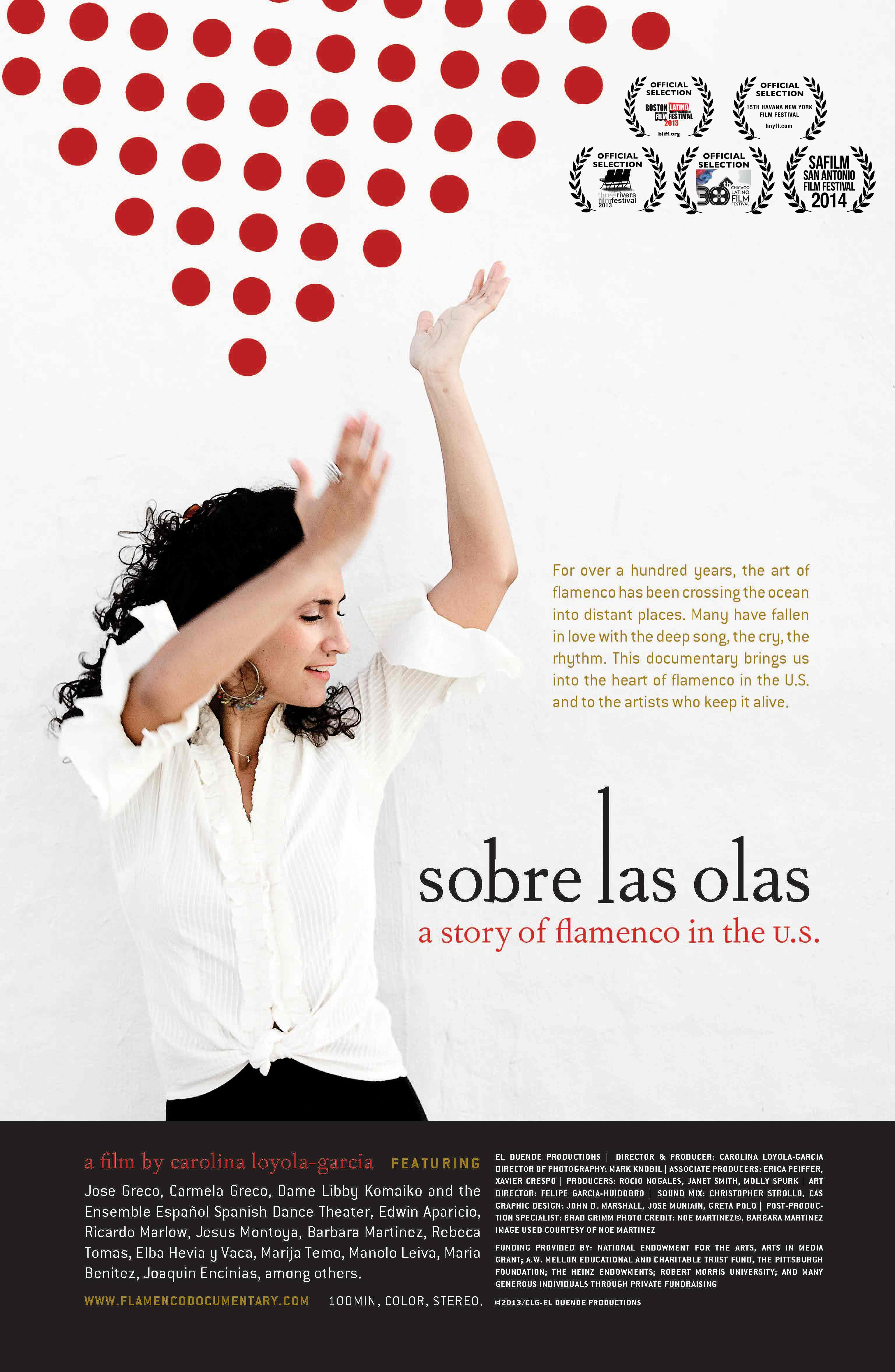 sobre las olas: a story of flamenco in the US