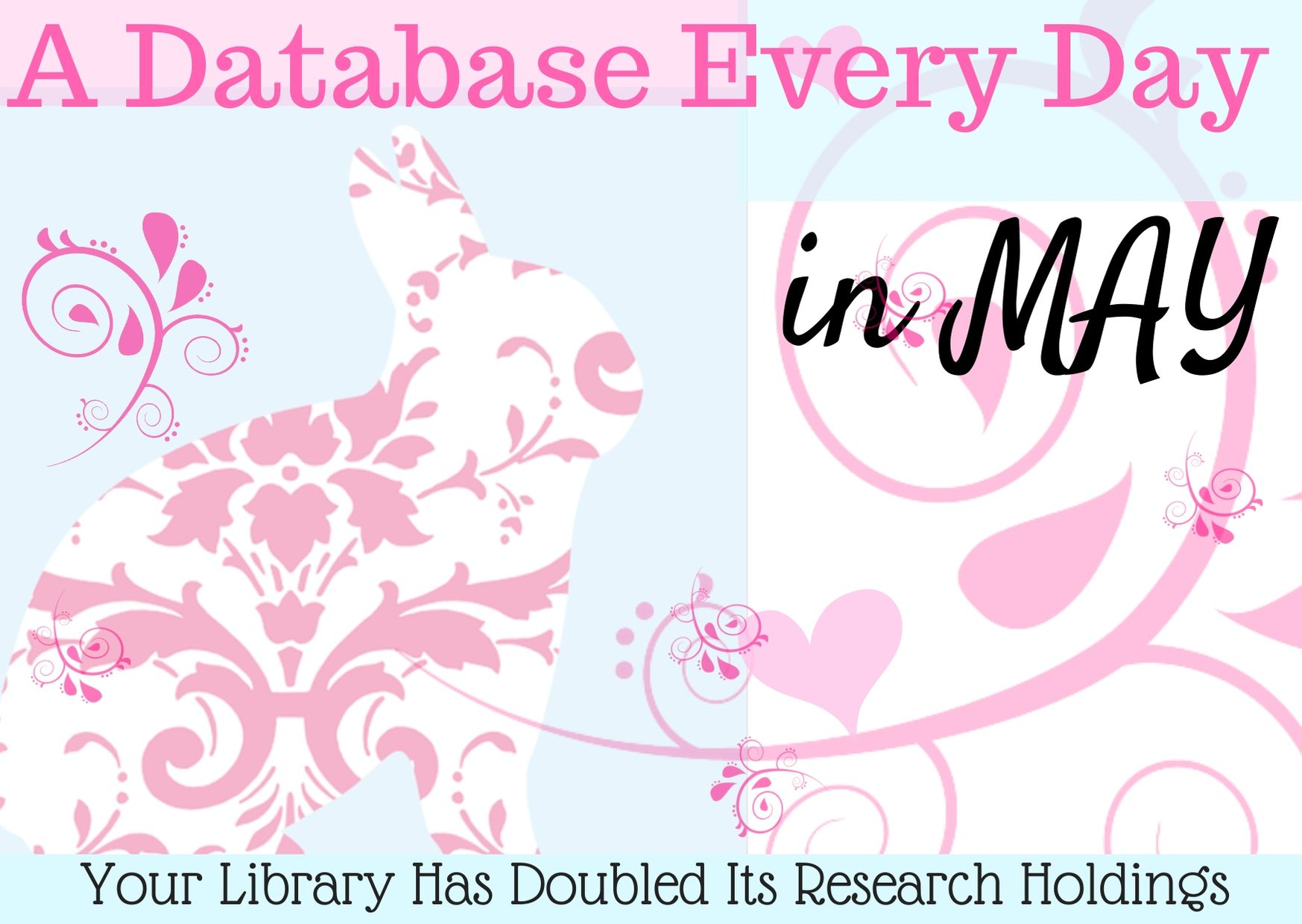 A Database Every Day In May