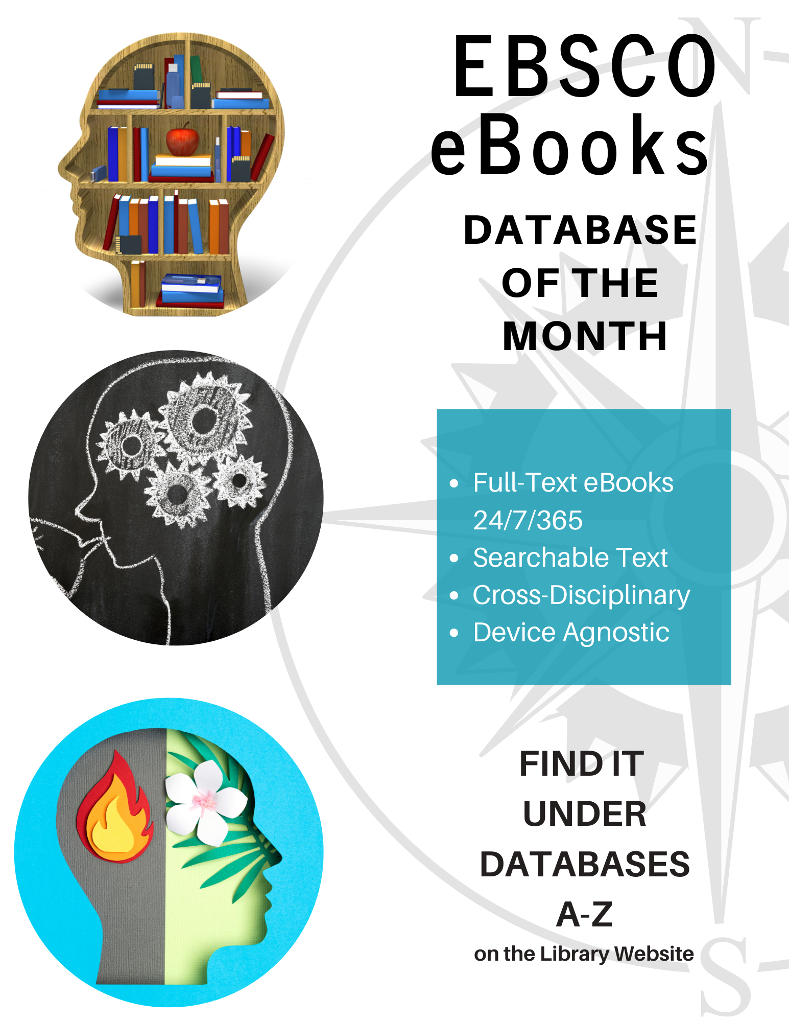 Database of the Month EBSCO eBooks 24/7/365