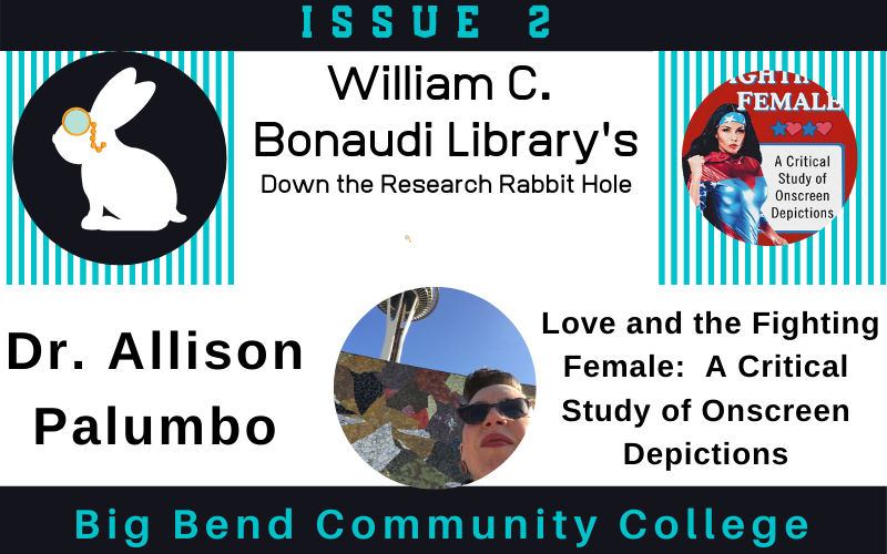 Down the Research Rabbit Hole Issue 2 Allison Palumbo