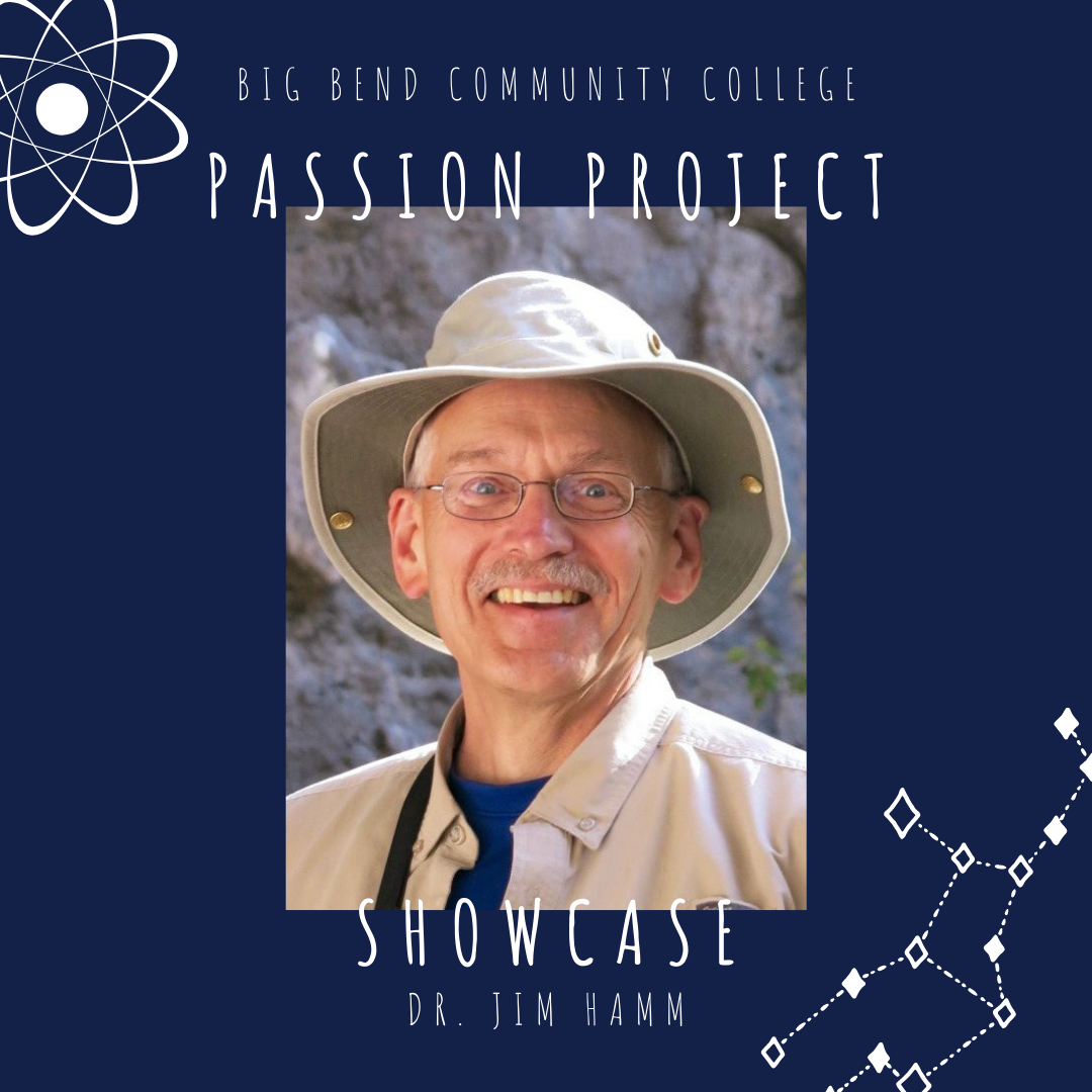 Dr. Jim Hamm, Physics Instructor