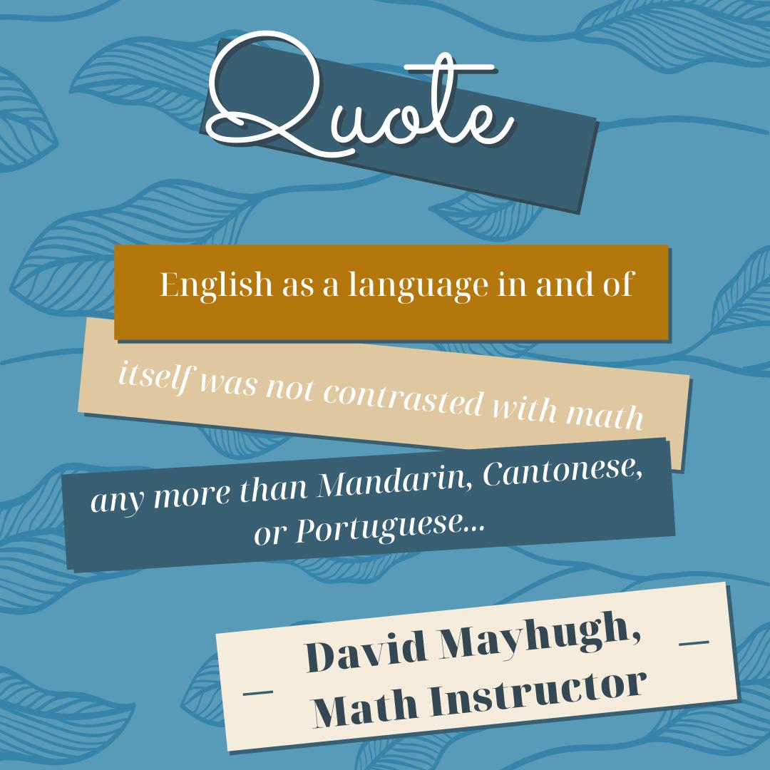 David Mayhugh Quote