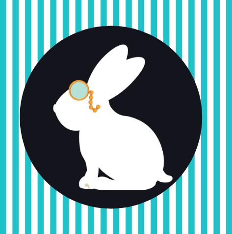 Rabbit Hole Rabbit image.
