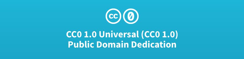CCO 1.O Universal CCO 1.0