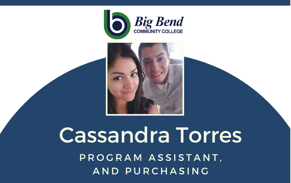Cassandra Torres, Program Assistant, and Purchasing