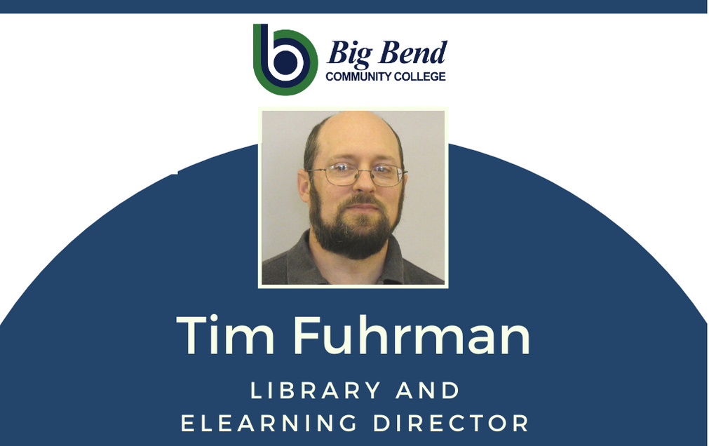 Tim Fuhrman: Library and eLearning Director