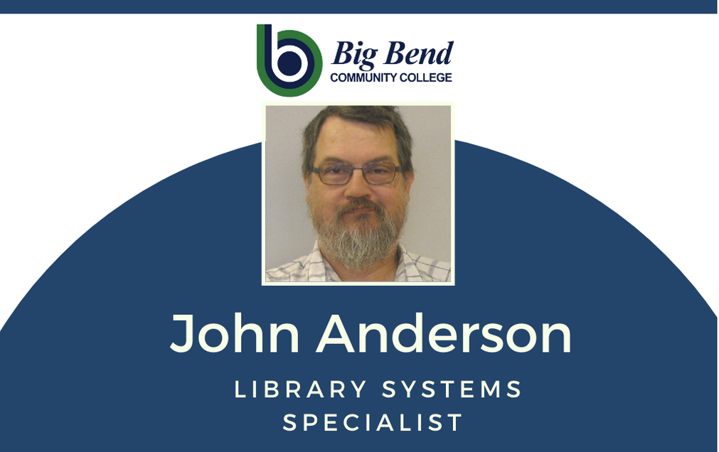 John Anderson: Library Systems Specialist