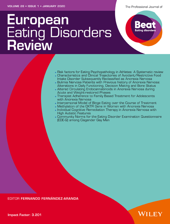 European Eating Disorders Review