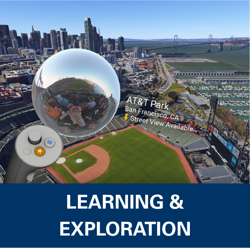 Learning & Exploration Apps
