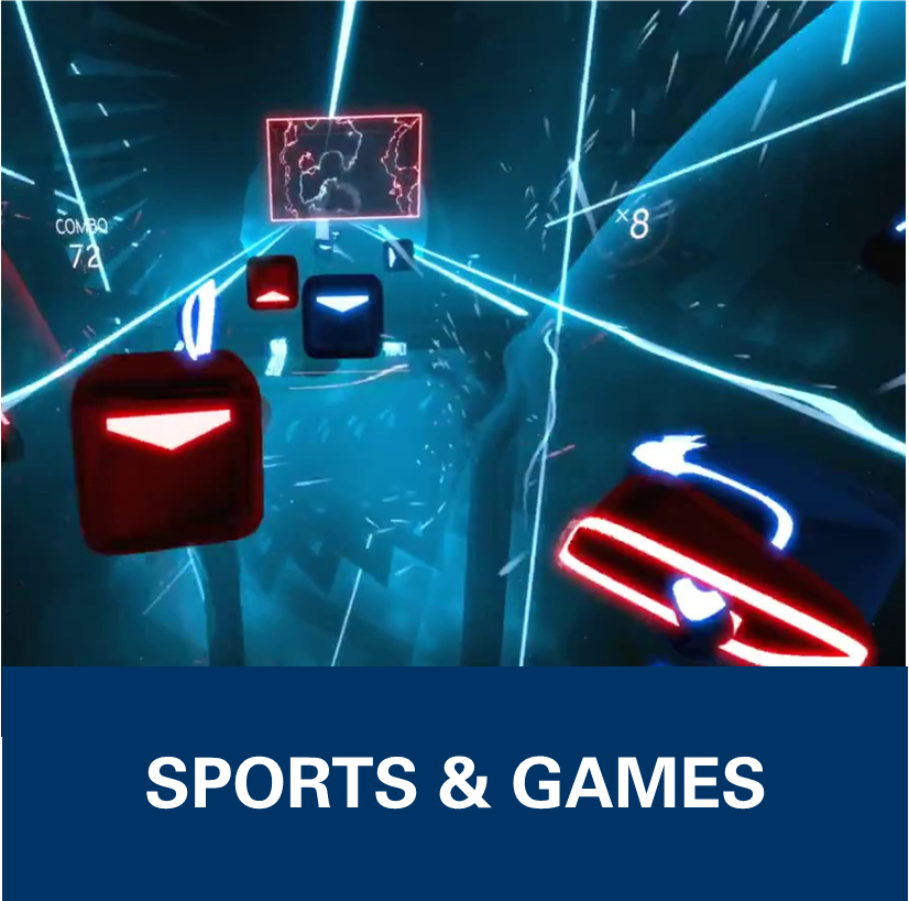 Sports & Games Apps