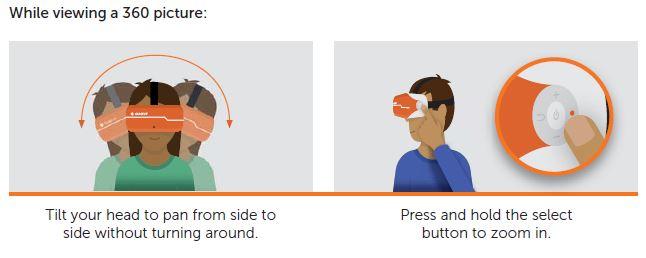 Diagram of Class VR navigation - part 4