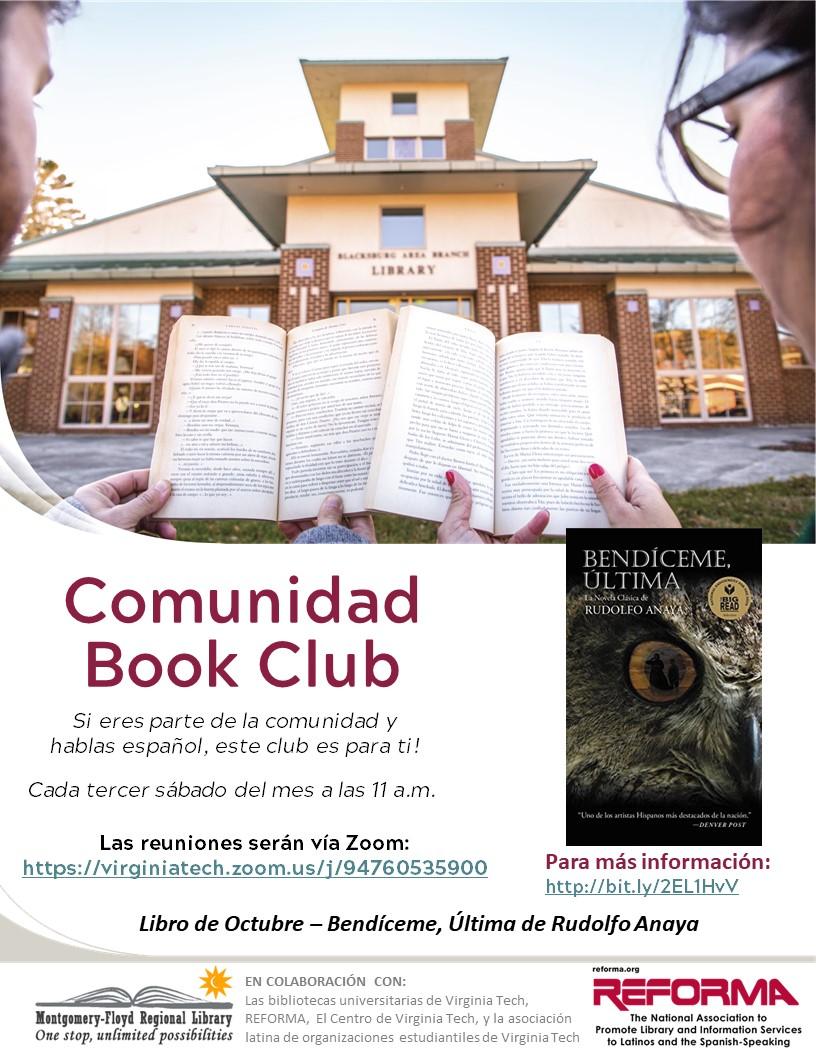 Comunidad Book Club