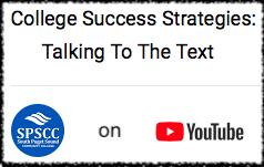 College Success Strategies link image