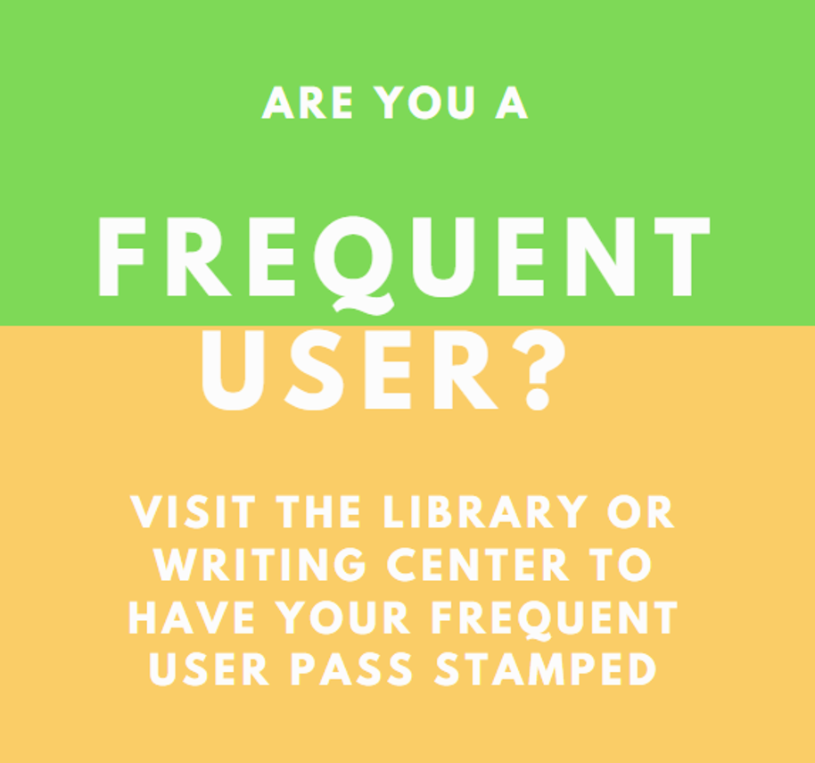Frequent User Program Promotion