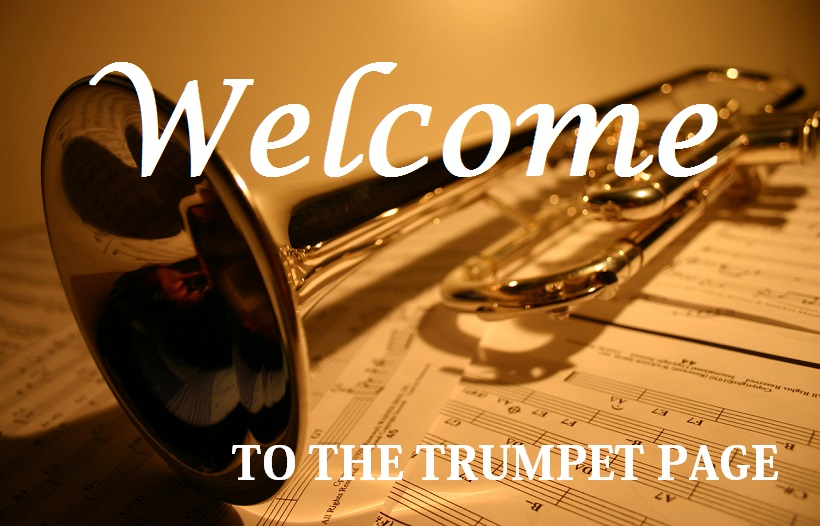 Welcome to the Trumpet Page