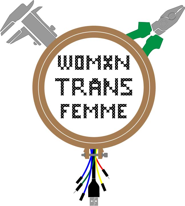 Womxn/Trans/Femme Maker Lab: E-Textiles & Mask Workshop