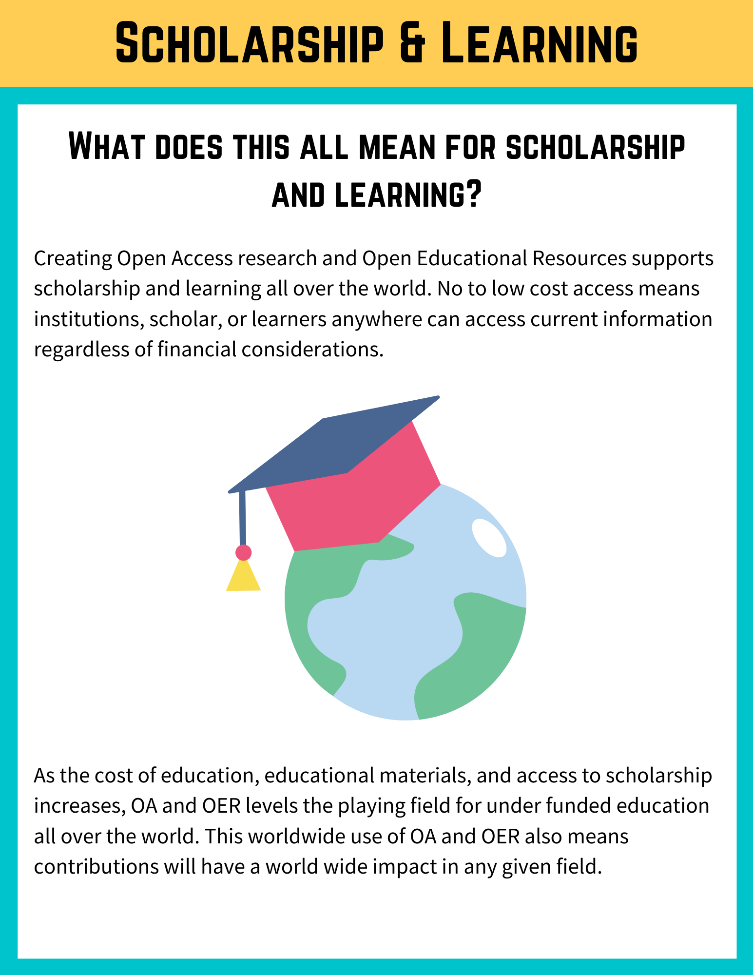 Open Access and OER page 9