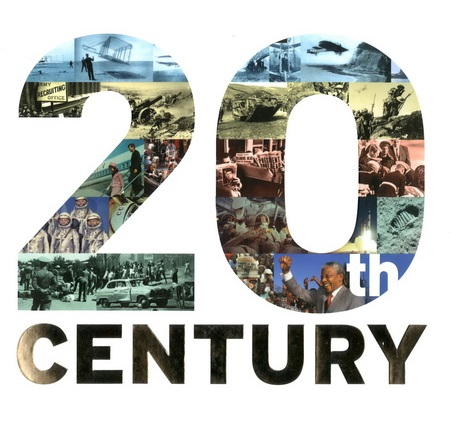 Twentieth Century represented by number 20