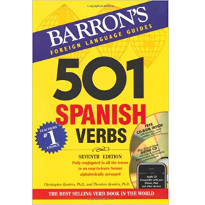 501 Spanish Verbs by Barron's