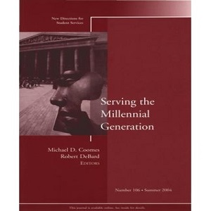 Serving the Millennial Generation