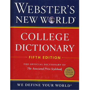 Webster's New World College Dictionary 5th Edition