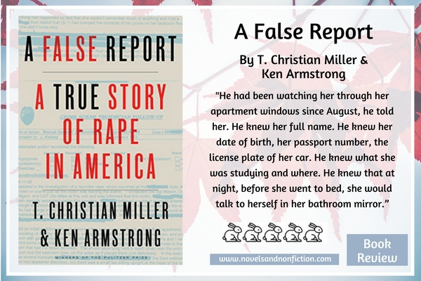 a false report by miller & armstrong book cover