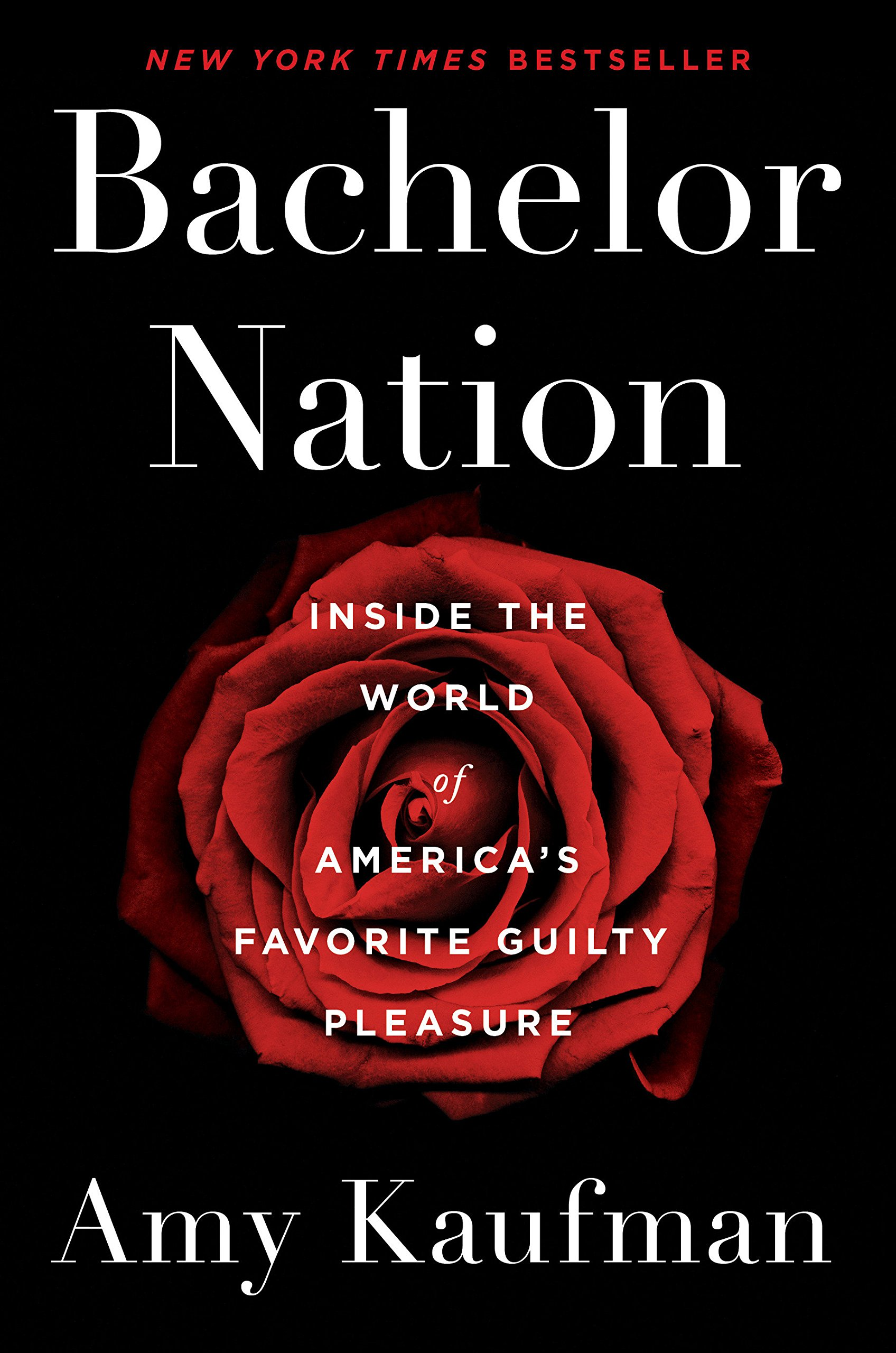 bachelor nation by amy kaufman book cover