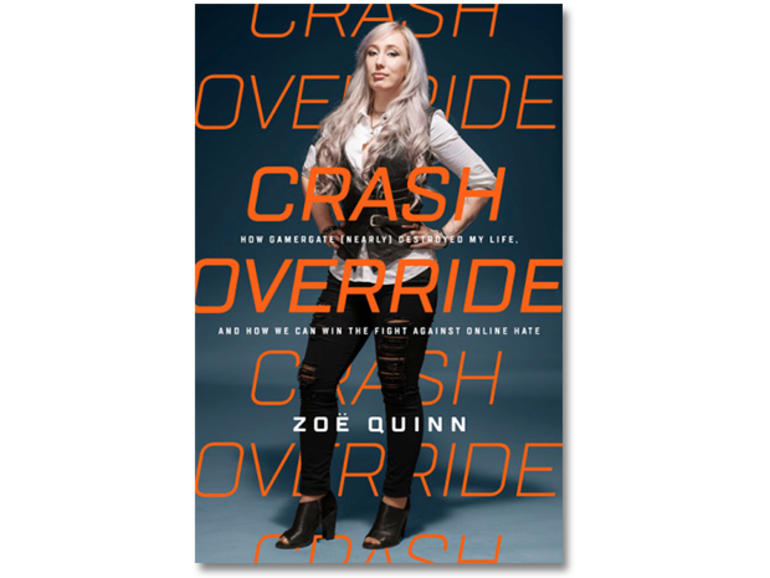 crash override by zoe quinn book cover