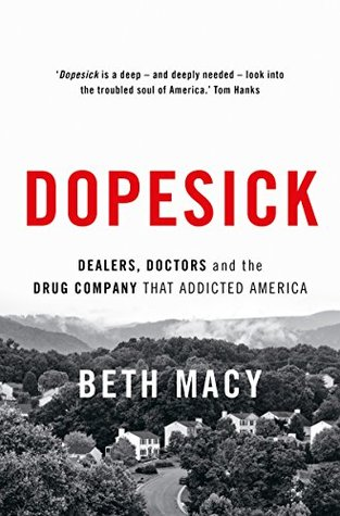 dopesick by beth macy book cover