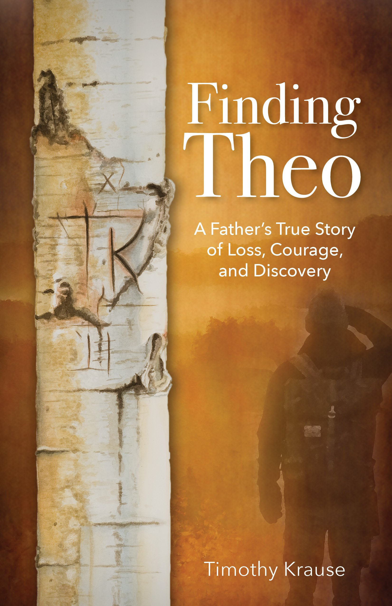 finding theo book cover