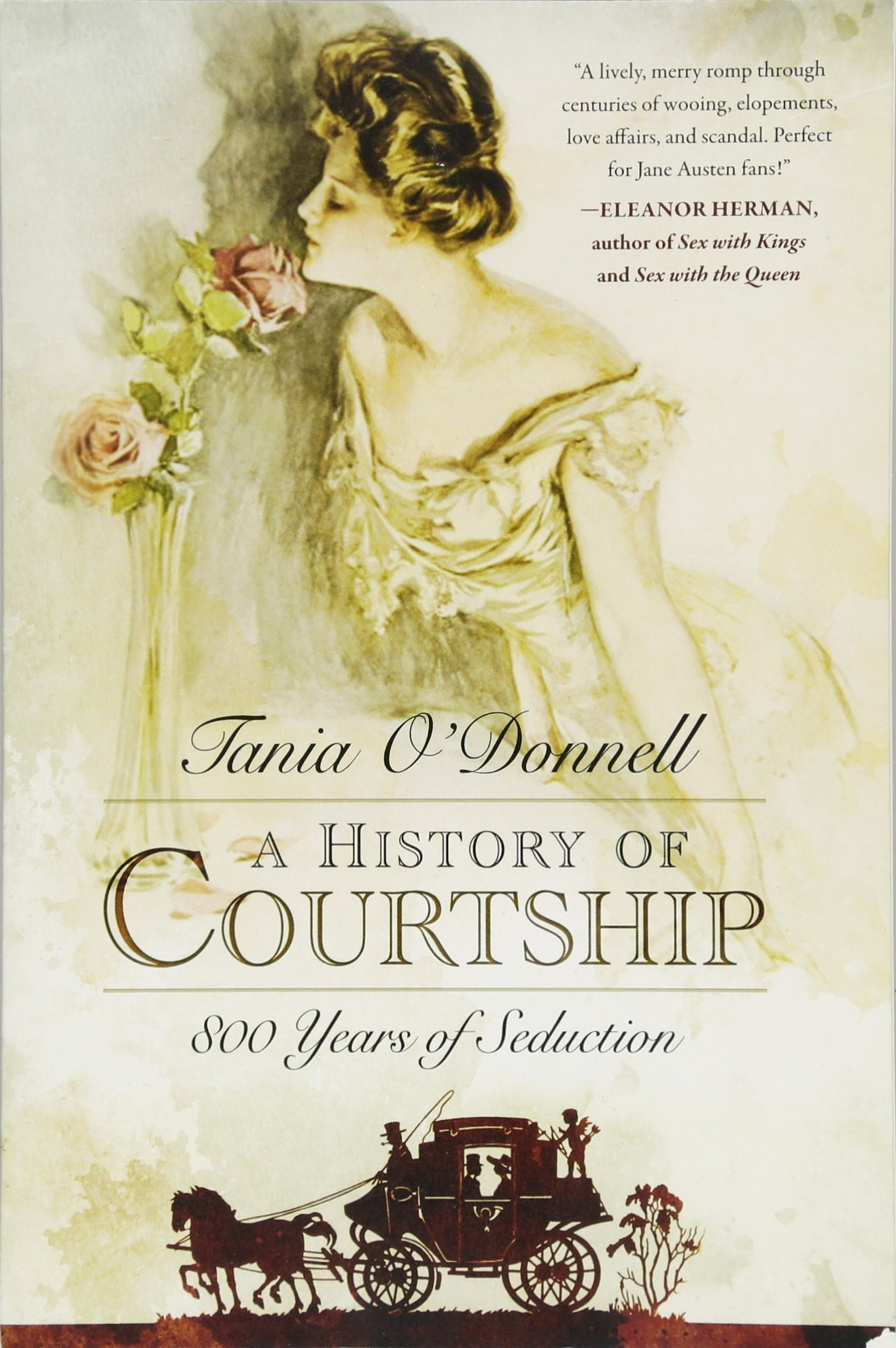 history of courtship by tania o'donnell book cover