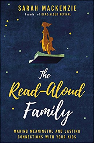 read-aloud family book cover