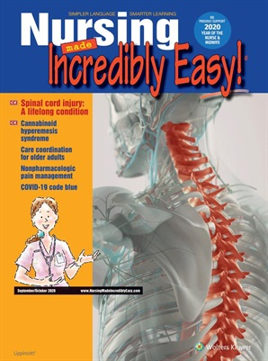 Cover of Nursing Made Incredibly Easy