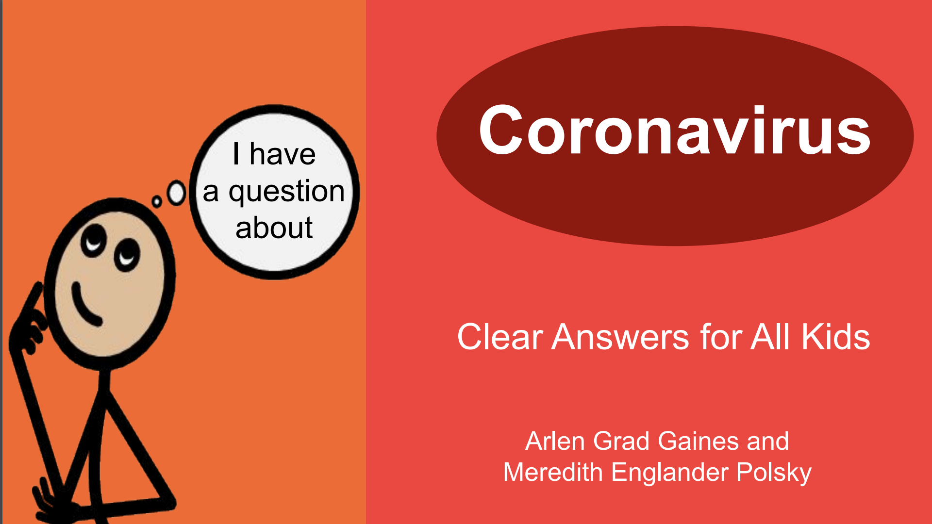 Coronavirus: Clear Answers for All Kids