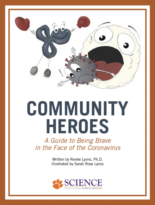 Community Heroes: A Guide to Being Brave in the Face of the Coronavirus