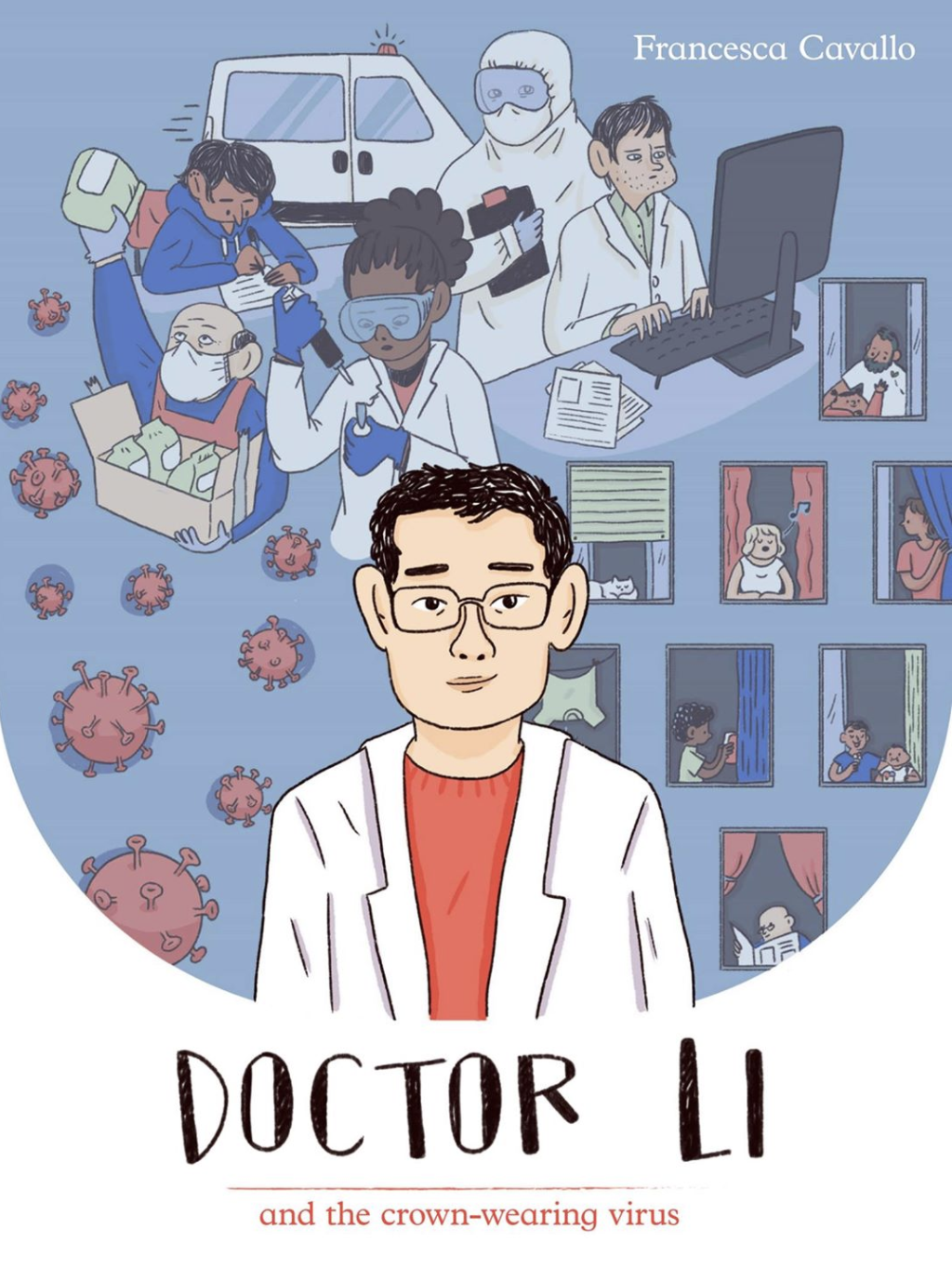 Dr. Li and the Crown-Wearing Virus
