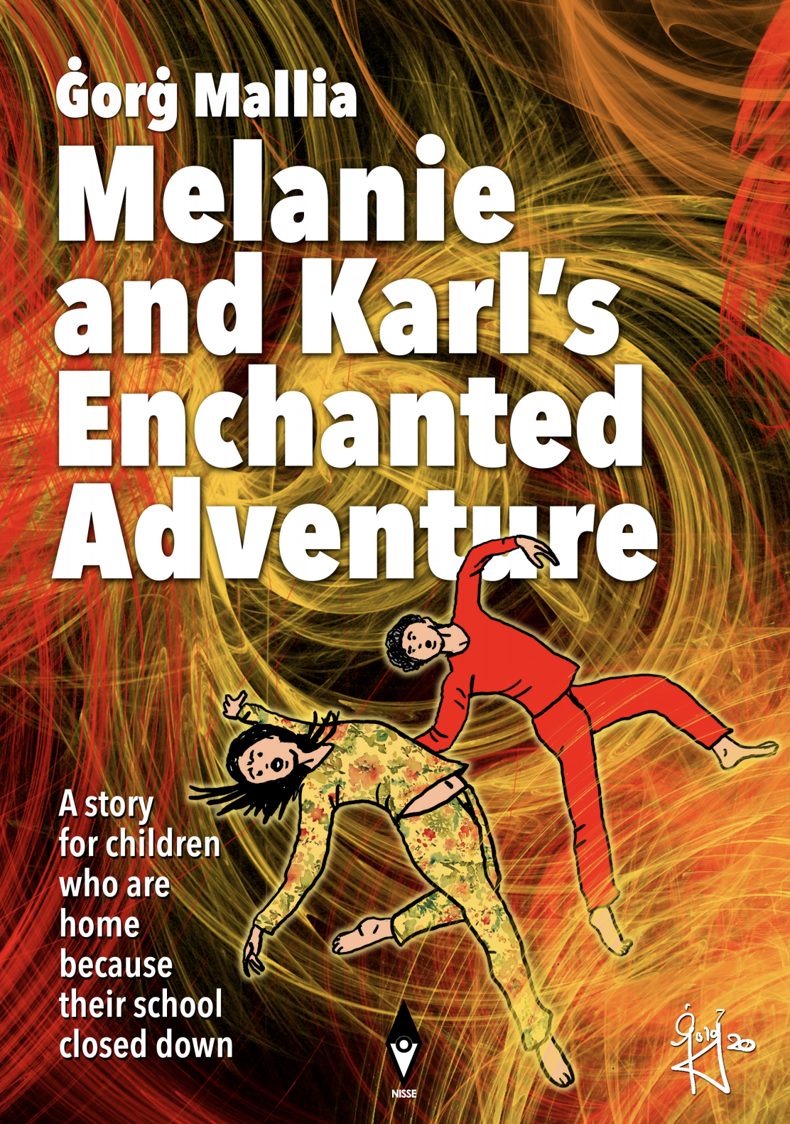 Melanie and Karl's Enchanted Adventure