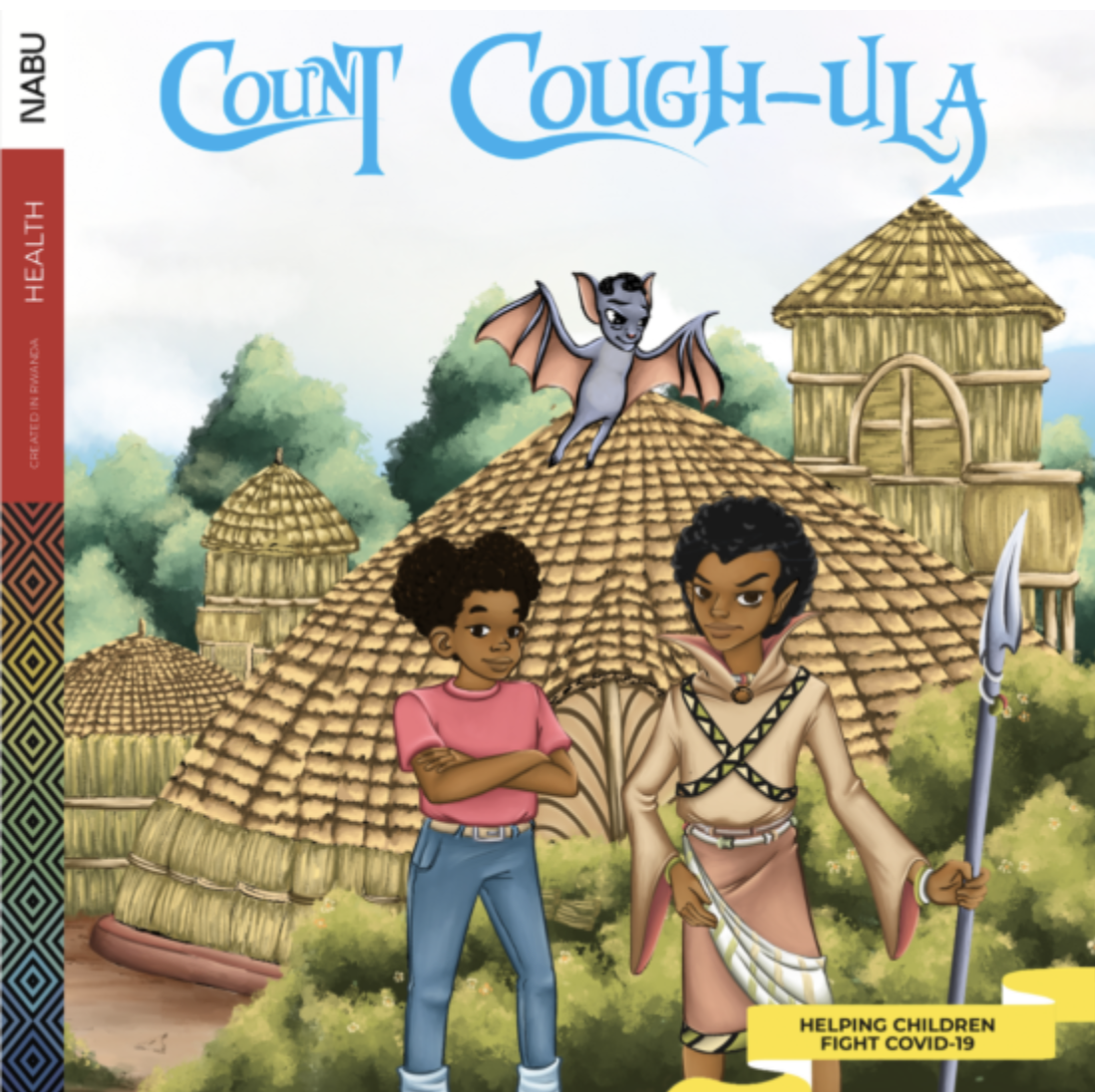 Count Cough-ula: Helping Children Fight COVID-19