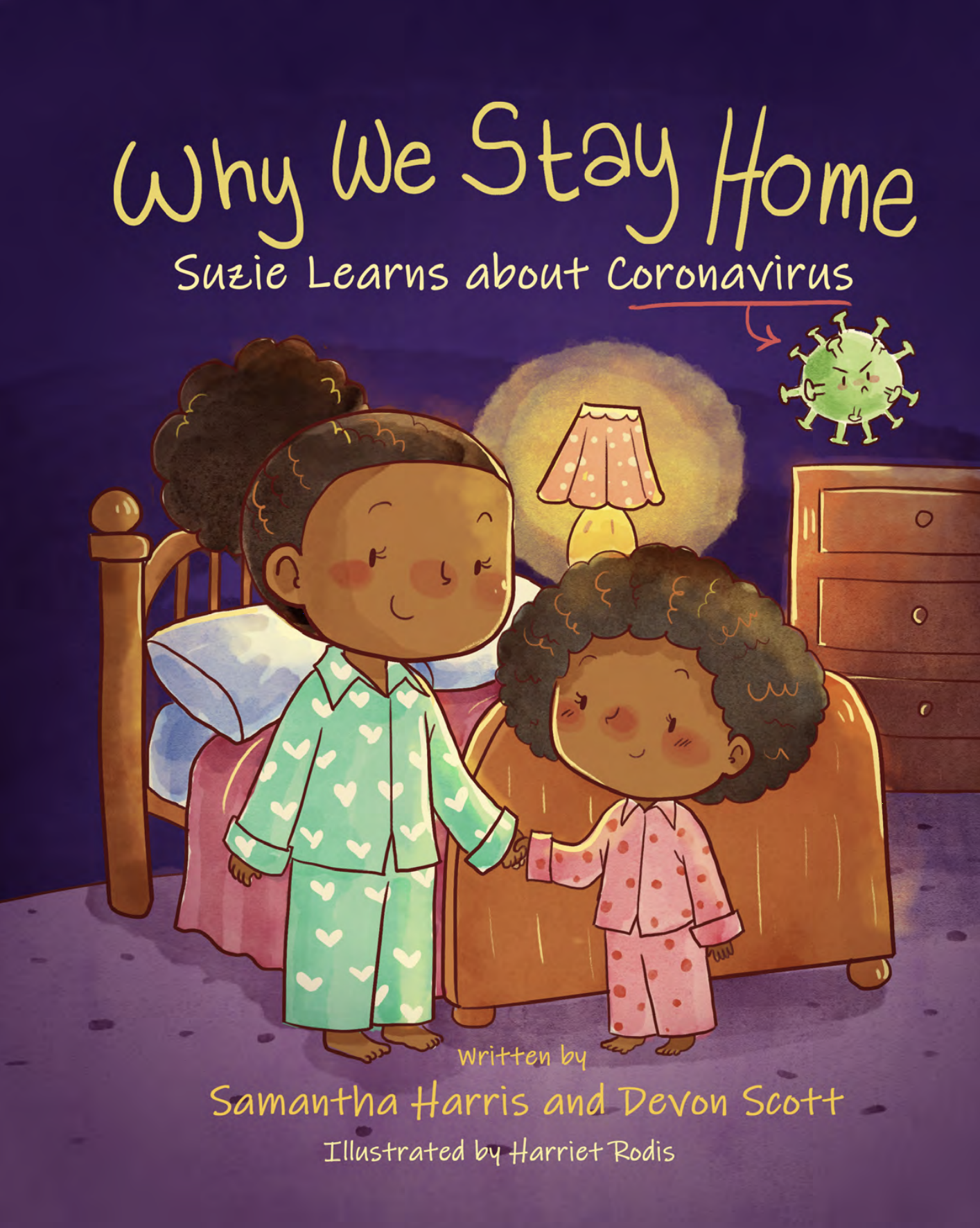 Why We Stay Home: Suzie Learns about Coronavirus