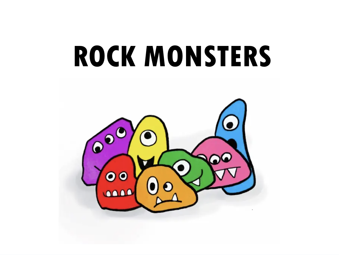 Rock Monsters