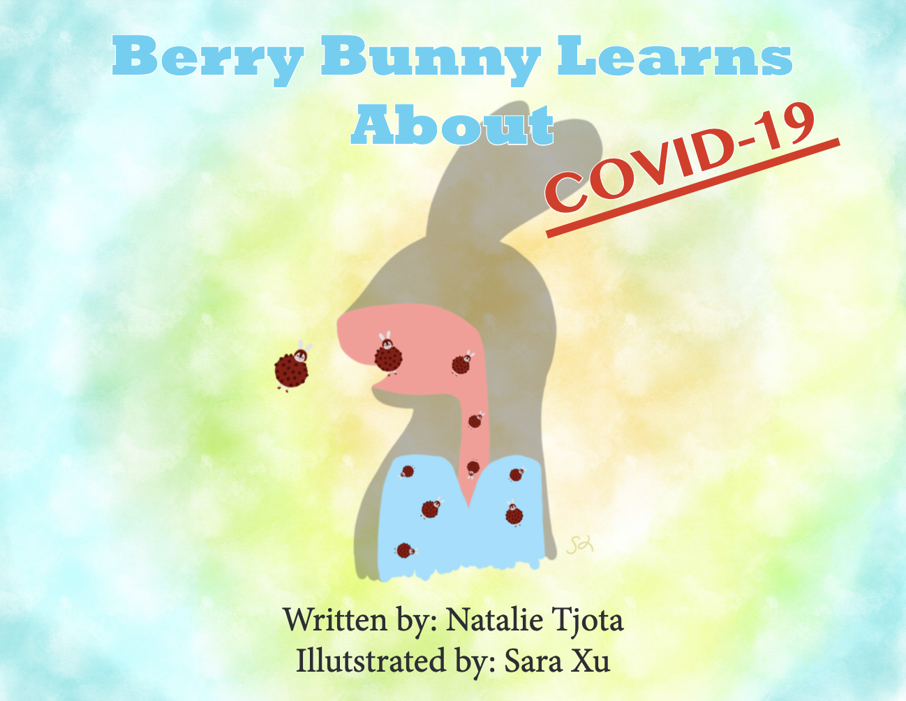 Berry Bunny Learns About COVID-19