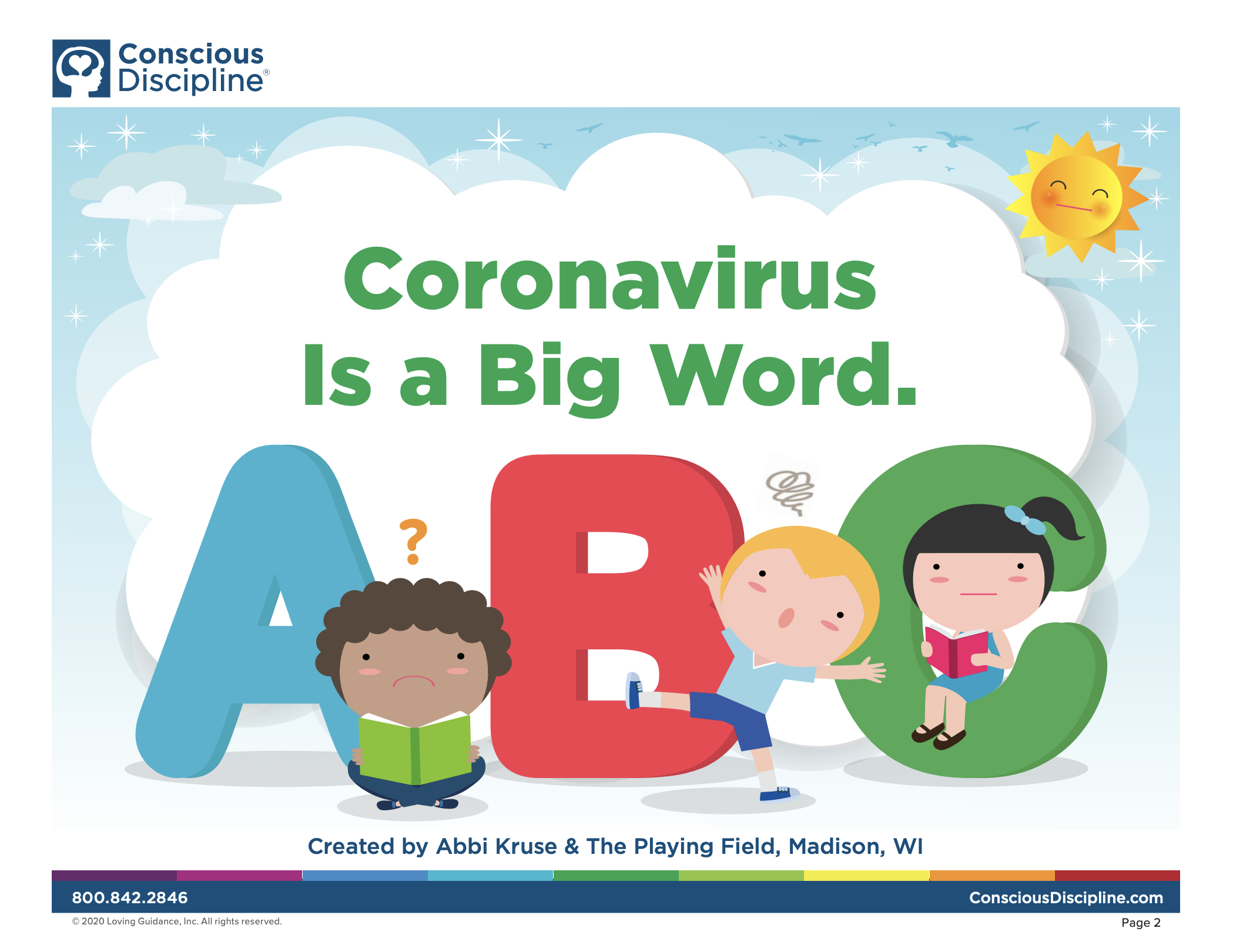 Coronavirus is a Big Word