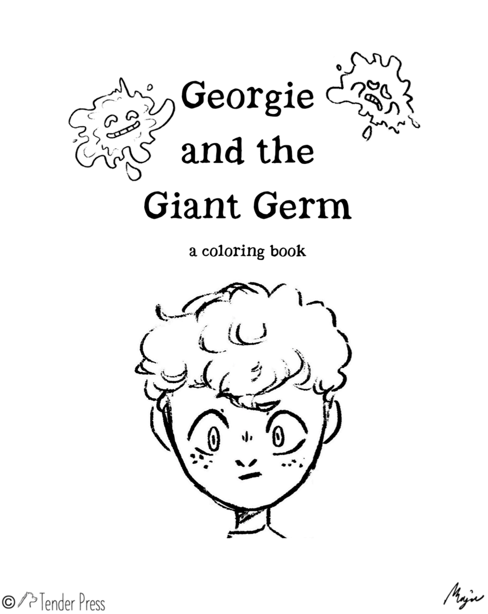 Georgie and the Giant Germ