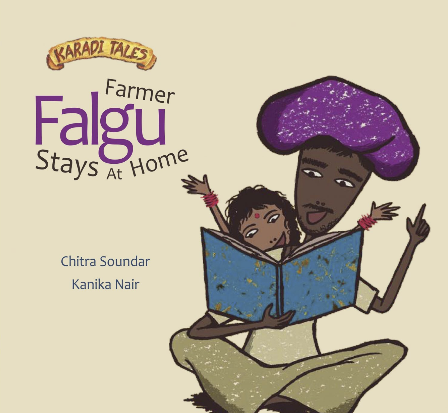 Farmer Falgu Stays at Home