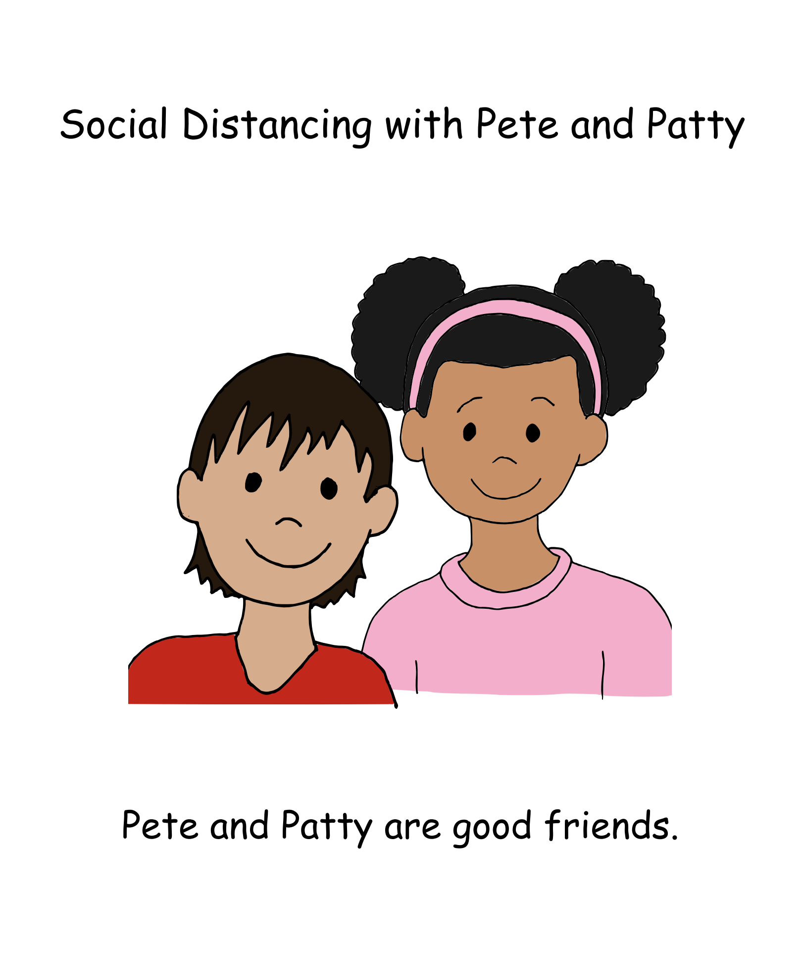 Social Distancing with Pete and Patty