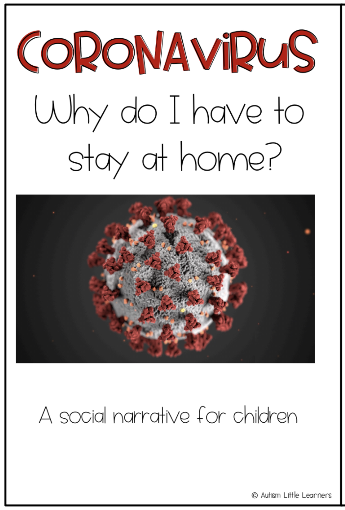 Coronavirus: Why Do I Have to Stay Home?