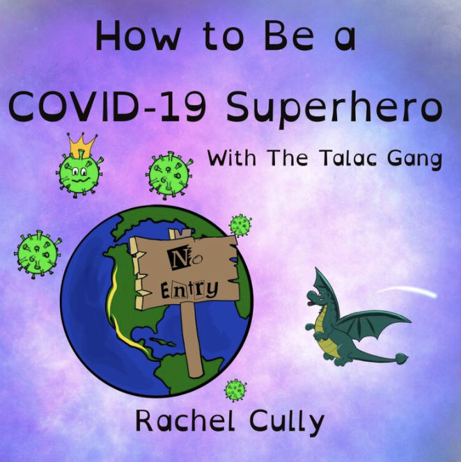 How to Be a COVID-19 Superhero with the Talac Gang