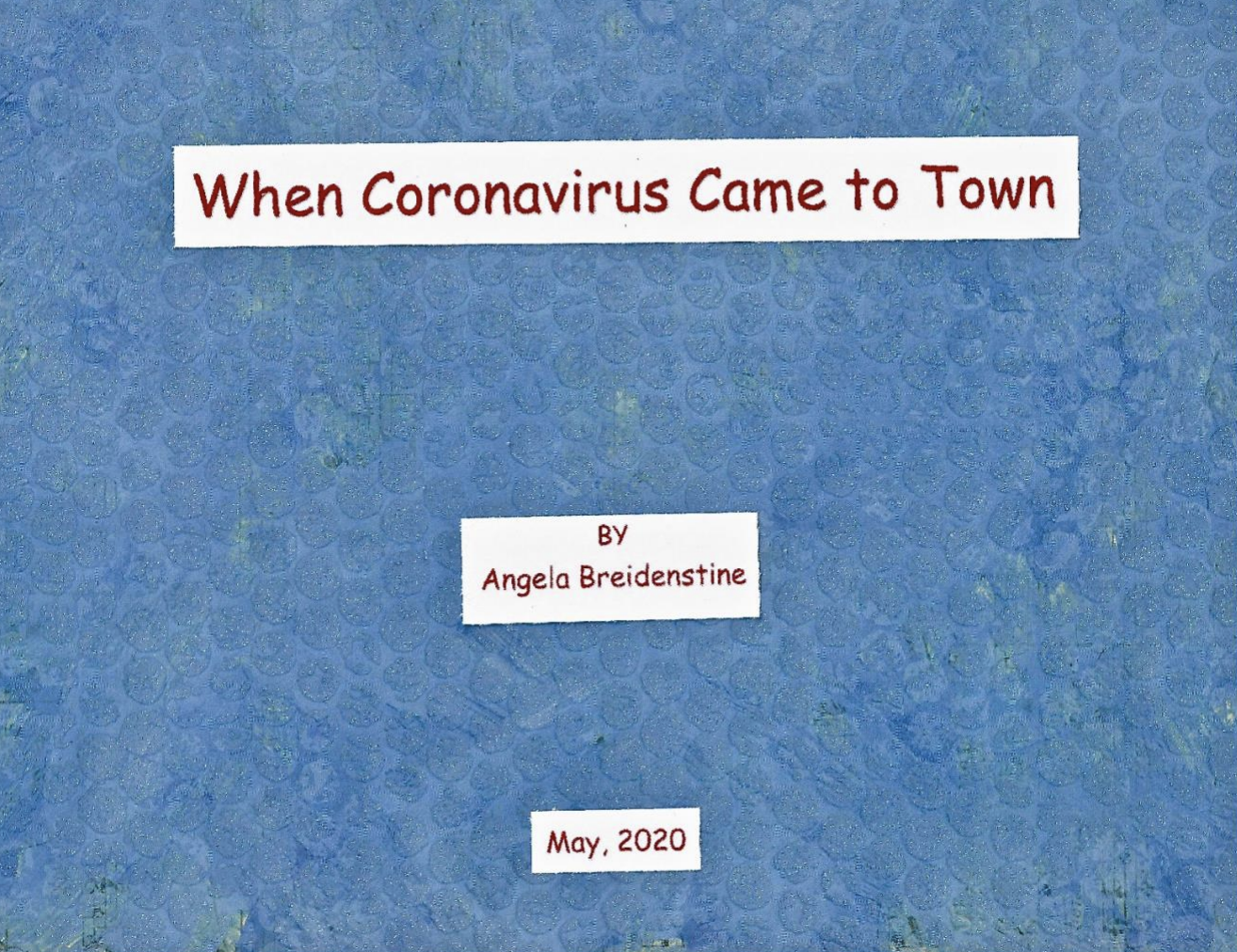 When Coronavirus Came to Town